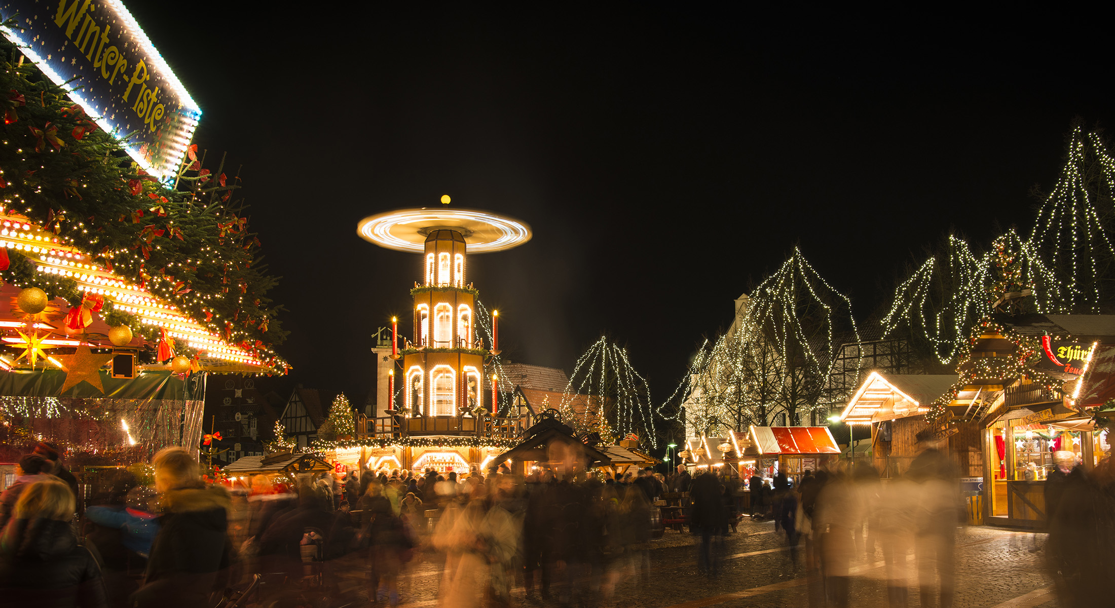 Weihnachtsmarkt in Bad Salzuflen